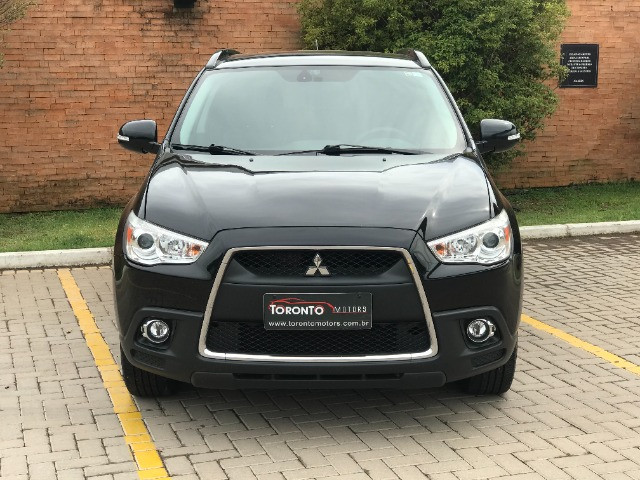 Mitsubishi - ASX 2.0 4X4 AWD 2012 - Foto 10