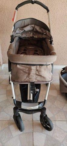 Carrinho + bebê conforto Kiddo - Foto 5