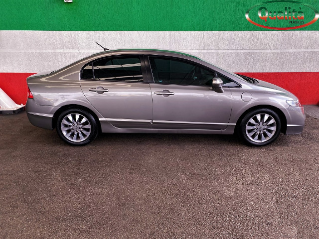 Civic LXl 1.8 Flex, Câmbio Automático, Impecável. Lindo Carro! - Foto 5
