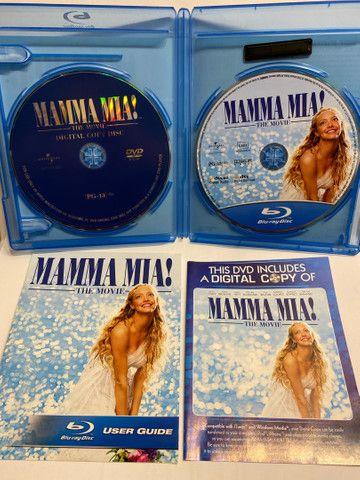 Mamma Mia The Movie - Blu Ray - Importado - Foto 4