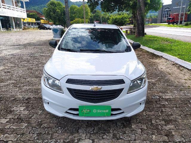 Chevrolet Onix 1.0 Joy SPE/4 2017 - Foto 2