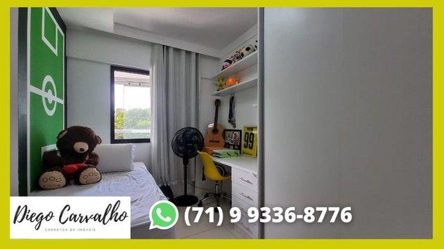 Apartamento em Patamares, 2 quartos e com suíte - Bosque Patamares (R3) - Foto 12