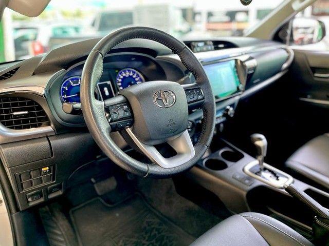 Toyota Hilux SRV 2020 4X4 Diesel - Foto 11