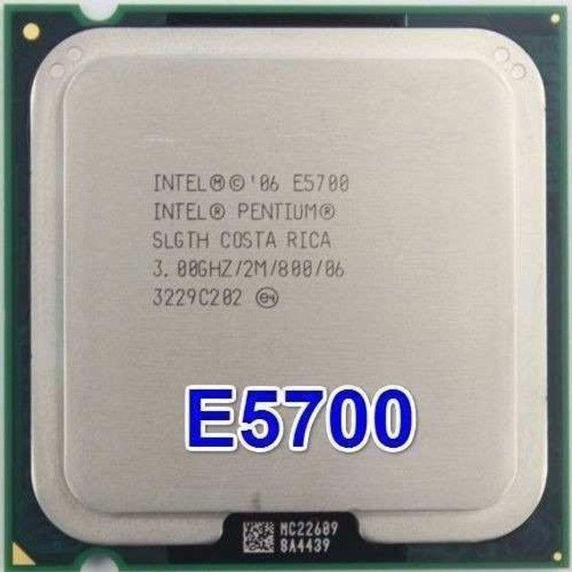 Processador Pentium E5700