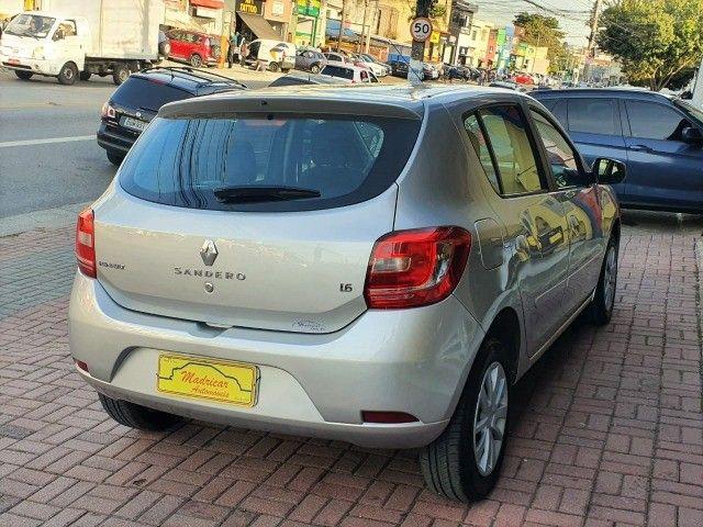 Renault/ Sandero 2016 Expression 1.6 8V Hatch Flex Manual - Foto 6