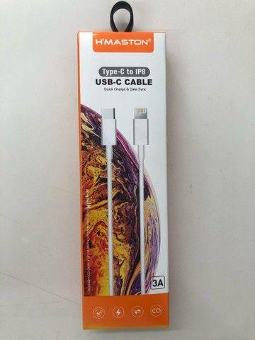 Cabo USB-C para iPhone Apple