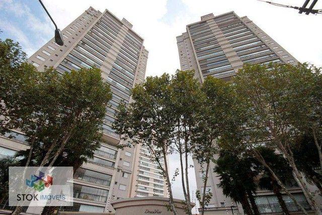 Apartamento com 4 dormitórios para alugar, 164 m² por R$ 5.500/mês - Tatuapé - São Paulo/S