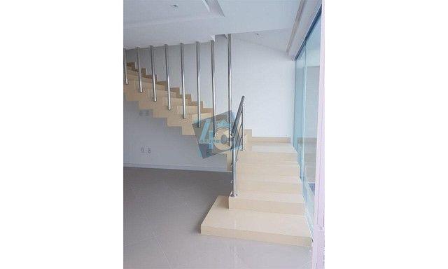 Casa Duplex com 3 dormitórios à venda, 94 m² por R$ 619.000 - Taperapuã - Porto Seguro/BA - Foto 7