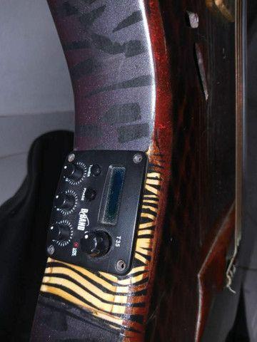 Violão de Nylon Elétrico - Foto 2