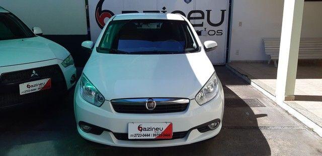 Fiat Grand Siena Attractive 1.4 Única Dona  - Foto 4