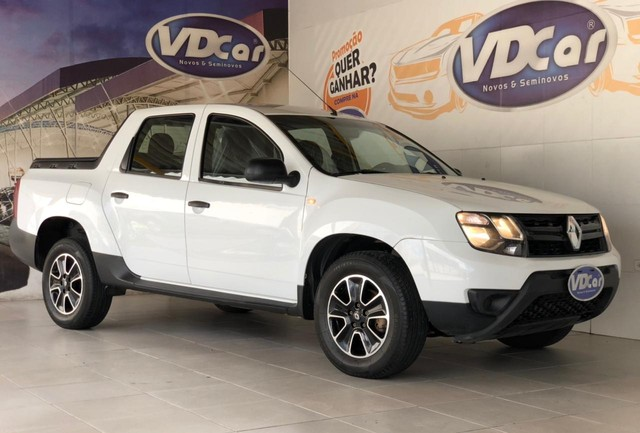 RENAULT DUSTER OROCH EXPRESSION 1.6 2020 - Foto 3