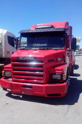 SCANIA 112 TOCO 86 INTERCULADO
