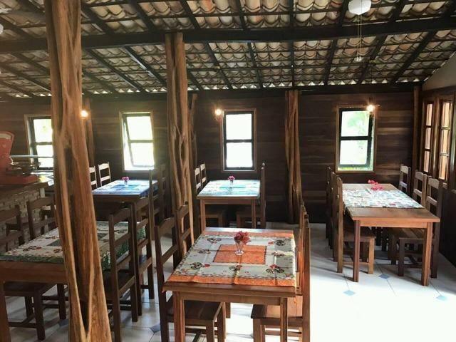Casa rústica com pousada e restaurante - Foto 7