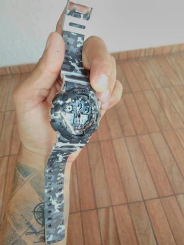 Relógio g-shock. R$100