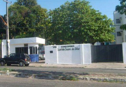 Apartamento com excelente Localização no bairro Aeroporto - Condomínio Santidio Soares