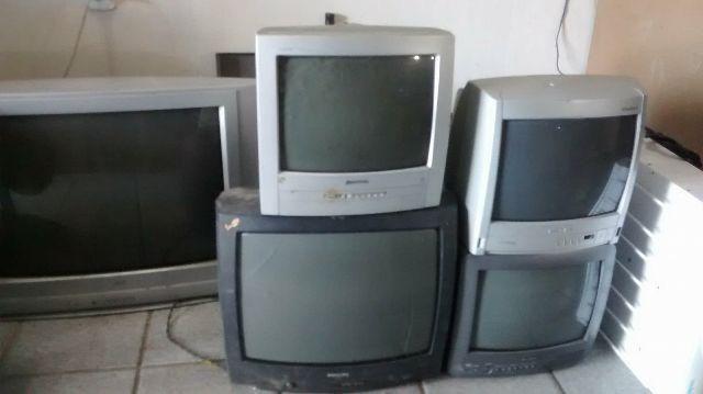 Vendemos TVs de tubo