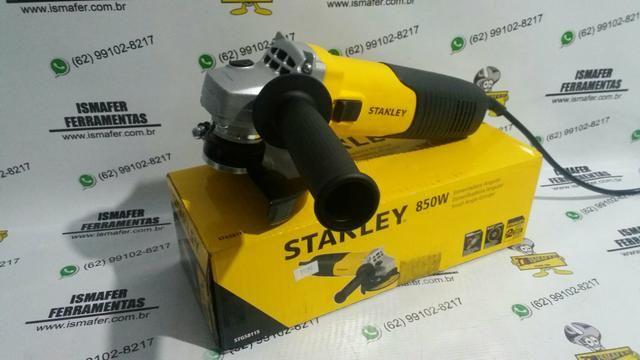 Esmerilhadeira Stanley 850W
