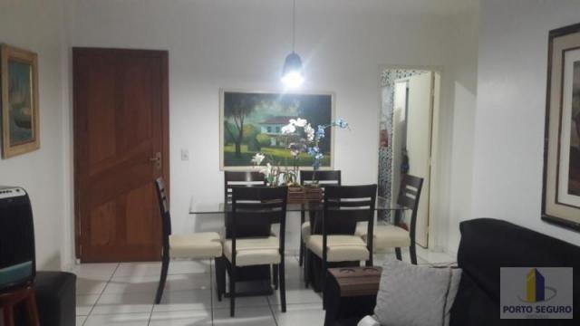 Apartamento para venda em vitória, jardim camburi, 3 dormitórios, 2 banheiros, 1 vaga - Foto 3