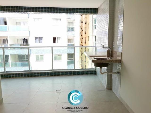 Lindíssimo apartamento, com área de lazer, em Guarapari na praia do morro! - Foto 7