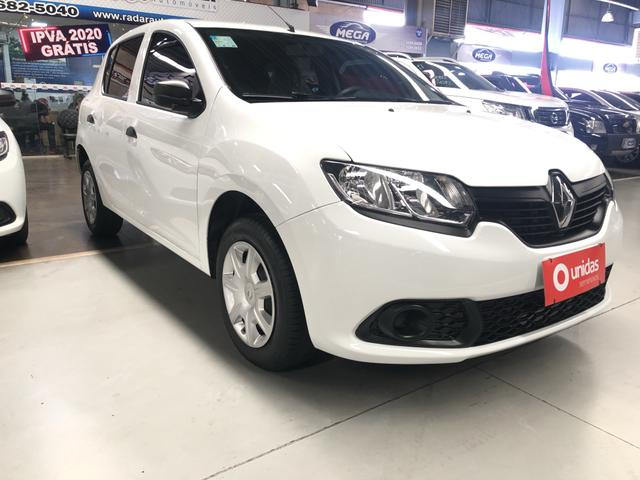 Sandero Authentique 1.0 - 2019 completa - Foto 5