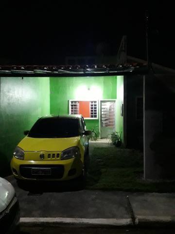 Vendo carro Fiat uno vivace 1.0 amarelo ano 2011/2012 $9.000 mais 32×700 - Foto 3