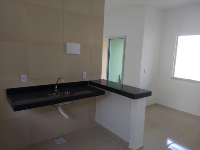 Em construção com entrada parcelada | 3 quartos e amplo espaço