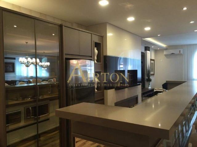 Apartamento, V3148, 3 suites sendo 1 master, Lazer completo, otimo valor em Meia Praia - Foto 11