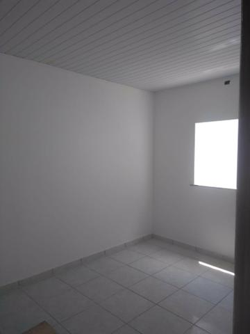 Casa nova 2 quartos 50 mil pronta entrega Campo Sales - Foto 4