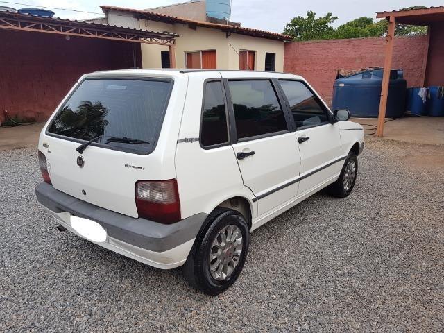 Fiat Uno Mille Versão Exclusiva Top - Impecável - 2010 - Foto 4