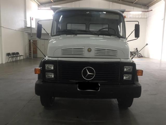 Vendo caminhão MBB 1313 caçamba