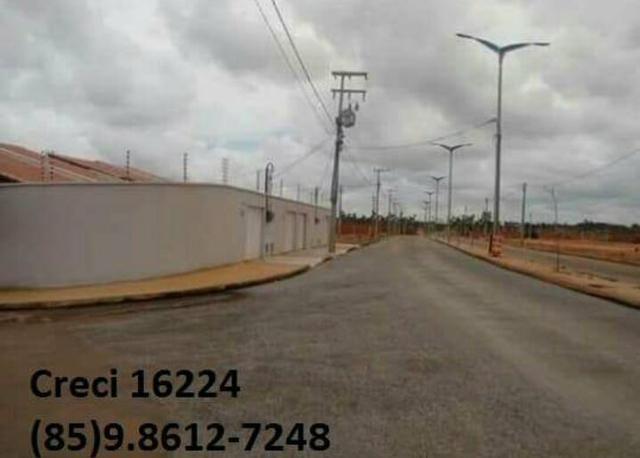 Saia do aluguel. lotes a 5 minutos do centro de Maracanaú - Foto 4