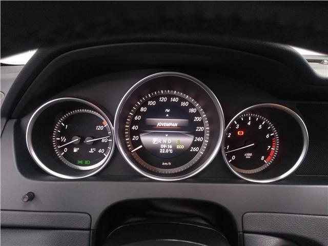 Mercedes-benz C 180 1.6 cgi sport 16v turbo gasolina 4p automático - Foto 16