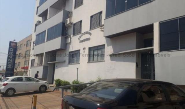 Apartamento comercial ou residencial no centro de campo grande