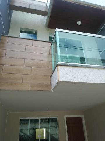 Excelente Casa Duplex na Via Luz no Bairro da Luz nova iguaçu - Foto 2