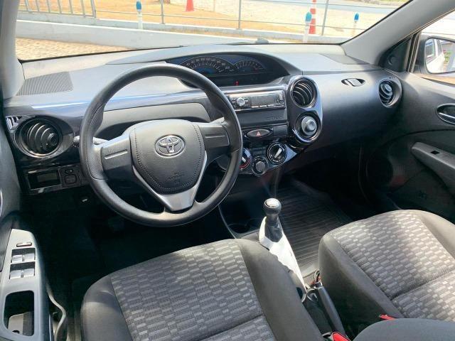 Etios Sedan 1.5X 2015 - Carro Impecável - Foto 10