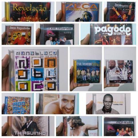 CDS e DVDs - Diversos Artistas