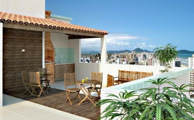 Apartamento Novo 100 Metros da Praia -Vila Caiçara R$ 359. Mil Praia Grande