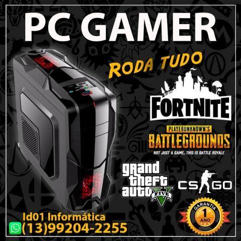 Pc Gamer Fx4300 4gb Hd500 Placa de video 2gb