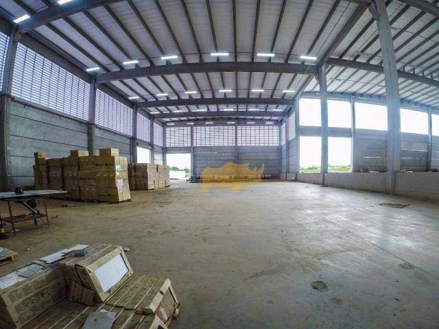 Barracão novo no corporate park - Foto 3