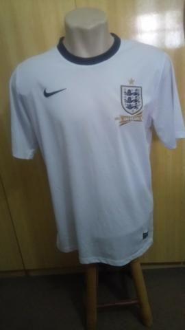 Camisa Seleção Inglesa - Esportes e ginástica - Liberdade 8c1d258e57d8b