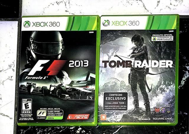 Jogos de Xbox 360 A PARTIR DE 35