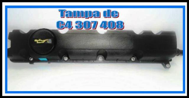 Tampa do motor C4 307 408 2.0 16v