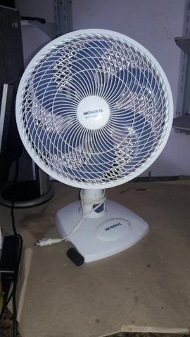 Vende se Ventilador mondial voltagem 110 otimo turbo