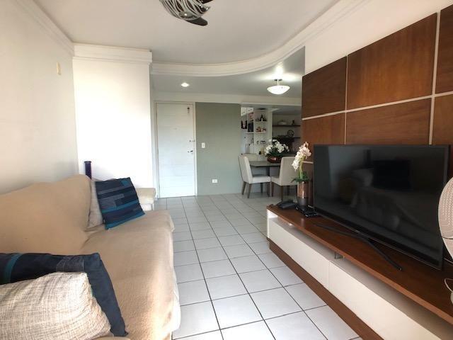 Apartamento 3 quartos, 1 suíte + Dep. em Olinda c/ 96m2 troca por maior - Foto 5