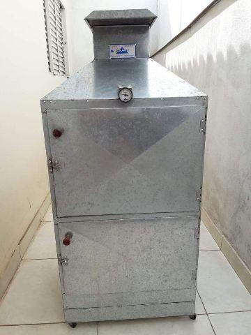 Defumador/Desidratador 120 Lts-GLV carga média:25k