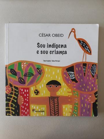 Sou indígena e sou criança