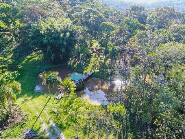 Lindo Sítio com Vista Incrível a 5,3km da BR 282 em Caldas - Foto 4