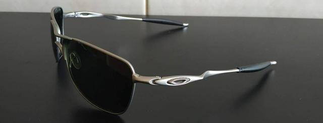 000c1a56a61db Óculos de sol oakley crosshair polarizado - Bijouterias, relógios e ...