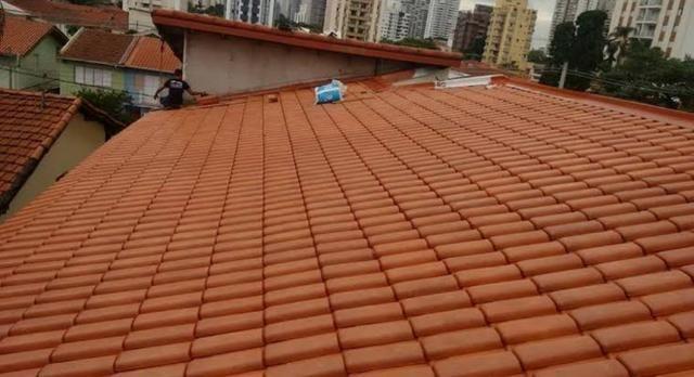 Especialista em conserto de telhado