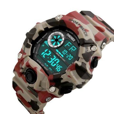Relógio Masculino Skmei 1019